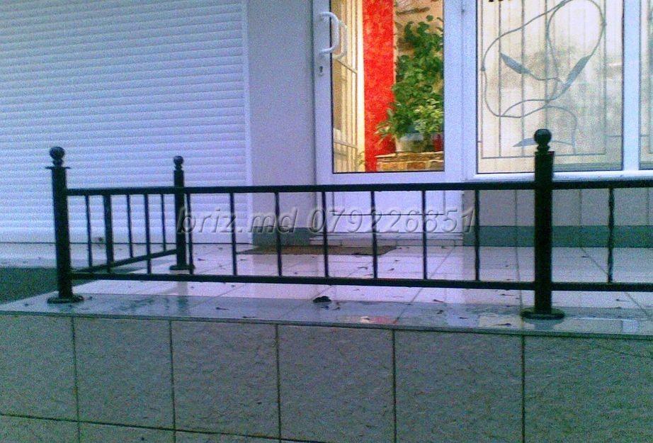 Перила балкона и ограждения декор. хорошие идеи. кишинёв.